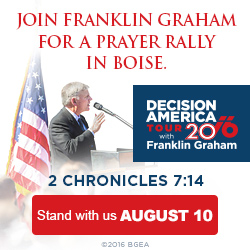 Decision America with Franklin Graham